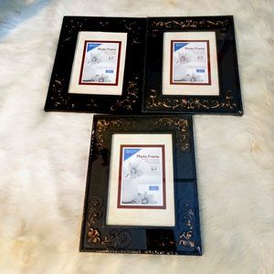 Special Moments Picture Frames Set 3 New